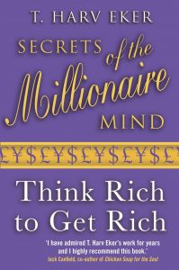 Secrets of a Millionaire Mind book cover